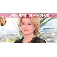 Laudă adusă femeii de peste 40 de ani