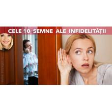 Psihologia divorțului - SEMNELE INFIDELITĂȚII