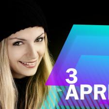 Previziunea pentru 3 Aprilie