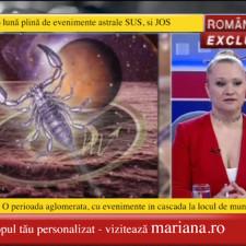 Scorpion - horoscopul lunii Aprilie