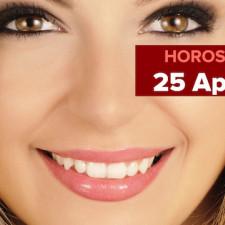 25 Aprilie: Horoscopul de azi