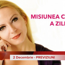 2 Decembrie: Previziunea zilei