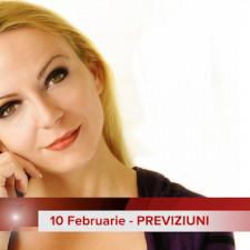 10 Februarie: Previziunea zilei