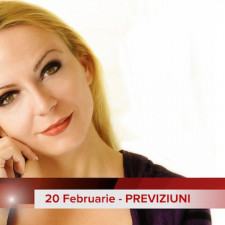 20 Februarie: Previziunea zilei