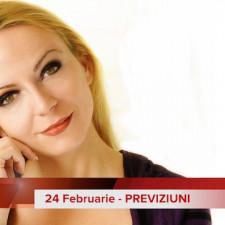 24 Februarie: Previziunea zilei