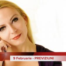9 Februarie: Previziunea zilei