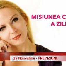 22 Noiembrie: Previziunea zilei