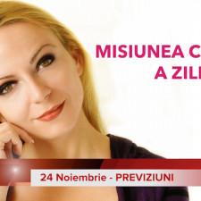 24 Noiembrie: Previziunea zilei
