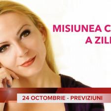 24 Octombrie: Previziunea zilei