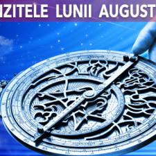 Tranzitele astrologice ale lunii August 2017