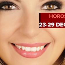 Horoscop de Crăciun  23 la 29 Decembrie