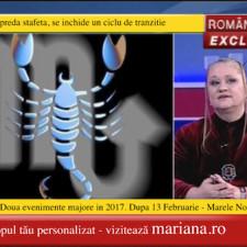Scorpion - horoscopul anului 2017