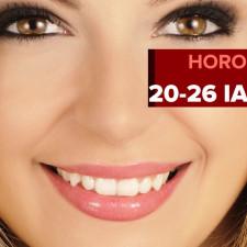 Horoscopul saptamanal de la 20 la 26 Ianuarie