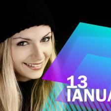 Previziunea pentru 13 Ianuarie