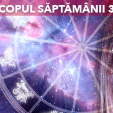 Horoscopul saptamânii 3 - 9 iulie 2017