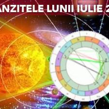 Tranzitele astrologice ale lunii IULIE