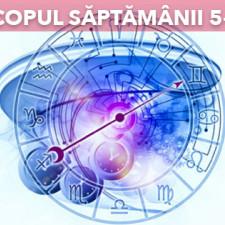 Horoscopul săptămânii 5-11 Iunie