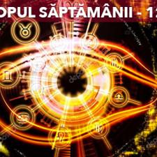 Horoscopul săptămânii 12-18 Iunie