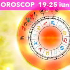 Horoscop 19-25 iunie 2017