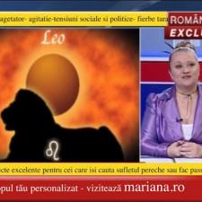 Horoscop Leu - sub semnul Sagetatorului