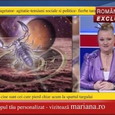 Horoscop Scorpion - sub semnul Sagetatorului