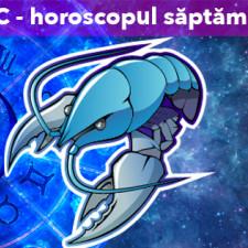 RAC - Horoscopul săptămânii 26 iunie - 2 Iulie