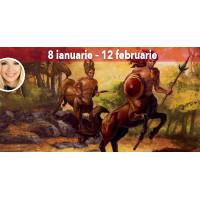 Barbatul Centaur: 8 ianuarie – 12 februarie