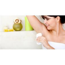 Deodorant natural antibacterian