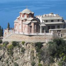 Minunile crestine de la muntele Athos