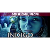 Copiii Indigo, Cristal și Curcubeu
