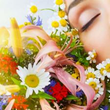 Florile, culorile și sănătatea
