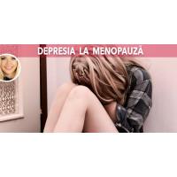 Depresia cauzată de menopauză