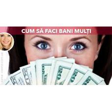 Cum să faci bani - psihologia banilor