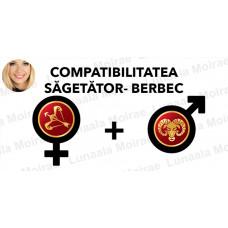 Compatibilitatea Sagetator  - Berbec  în dragoste si casatorie