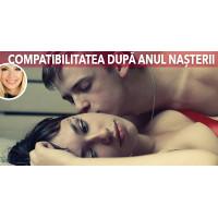 Compatibilitatea sexuala dupa anul nasterii si elementul reprezentativ (i)