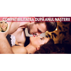 Compatibilitatea sexuala dupa anul nasterii si elementul reprezentativ (ii)