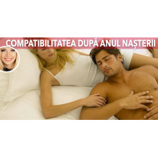 Compatibilitatea sexuala dupa anul nasterii si elementul reprezentativ (iii)