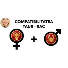 Compatibilitatea Taur - Rac în dragoste si casatorie