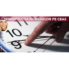 Semnificația numerelor pe ceas - interpretarea valorilor