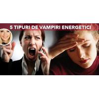 Vampirii energetici - cum te aperi