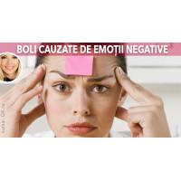 Bolile cauzate de emoții negative