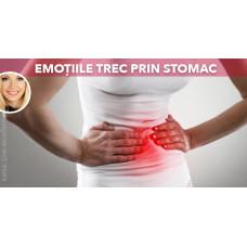 De ce trec emoțiile prin stomac