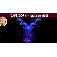 Capricorn - lecția de viață