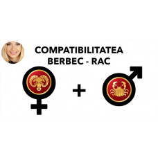 Compatibilitatea Berbec - Rac în dragoste si casatorie