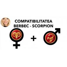 Compatibilitatea Berbec - Scorpion în dragoste si casatorie