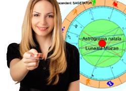 Astrograma ta prin SMS